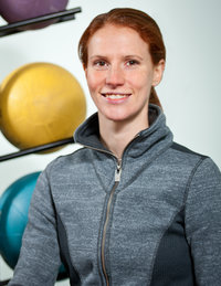 Nicole Lark, Personal Trainer; Breathe Fitness