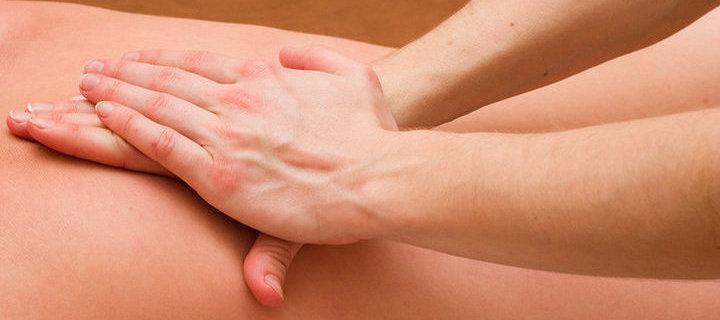 Massaging the right places - not always where the pain is