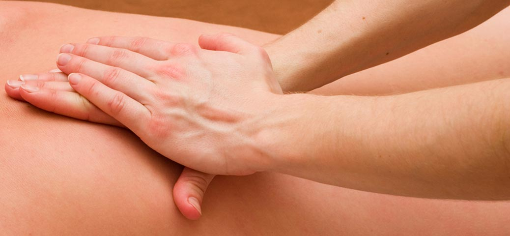 The right time for massage