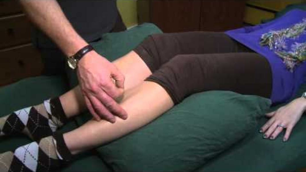 Watch an acupuncture treatment